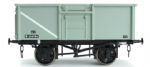 Dapol 7F-030-003 - O Scale  (DA7F-030-003) 16t Steel Mineral Wagon Diagram 108 B144783 BR Grey